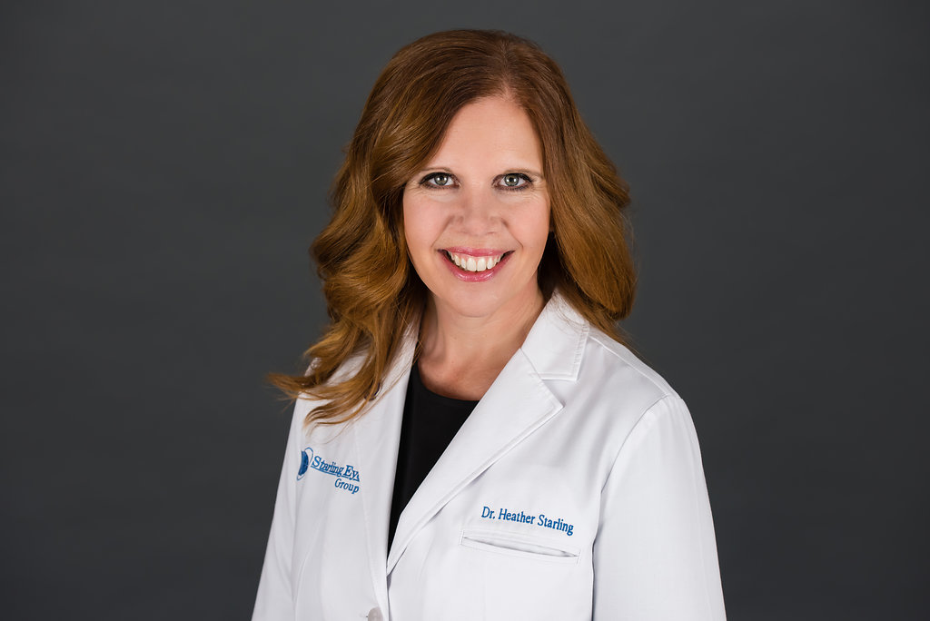 Dr. Heather Starling, Diplomate American Board of Optometry